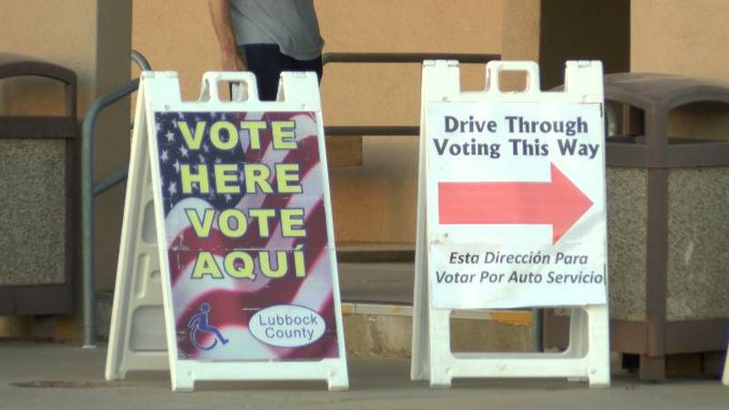 How the Lubbock County Elections Office is preparing for Election Day tomorrow