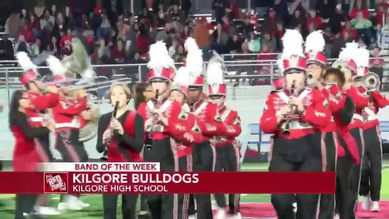 2019 Band of the Week, Week 8: Kilgore Bulldogs