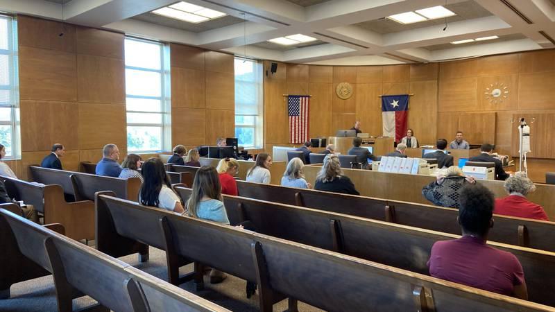 Testimony for prosecution day 9