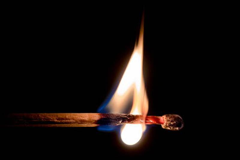 Burn ban in effect for Anderson County