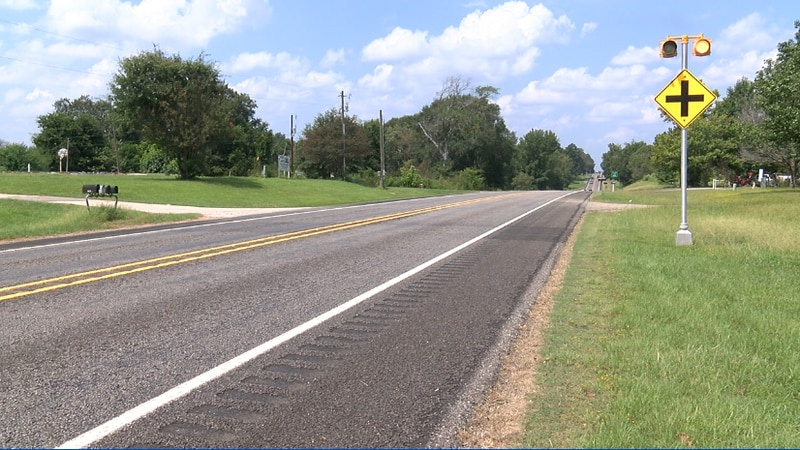 TxDOT previously installed advanced warning signs and lowered the speed limit to 60 mph near...