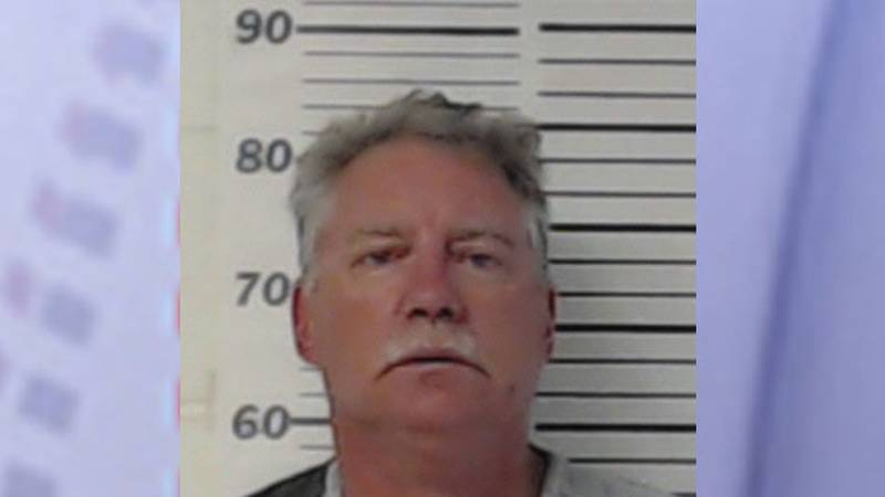 William Taylor (Source: Henderson County Jail website)