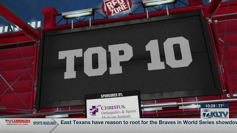Red Zone Top 10