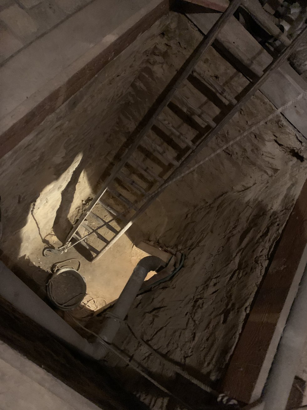 The Berliner Underworlds Association curates guided tours of underground areas of historical...
