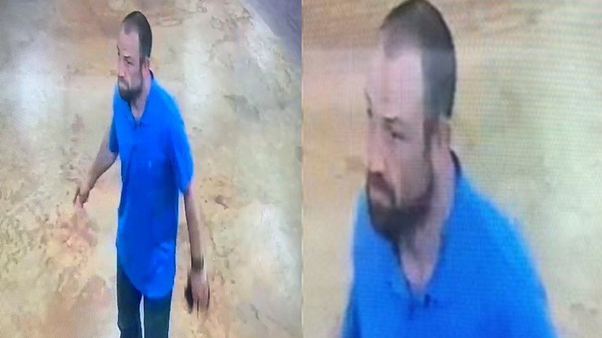 The Smith County Sheriff's Office suspects this man, whose true identity is currently unknown,...