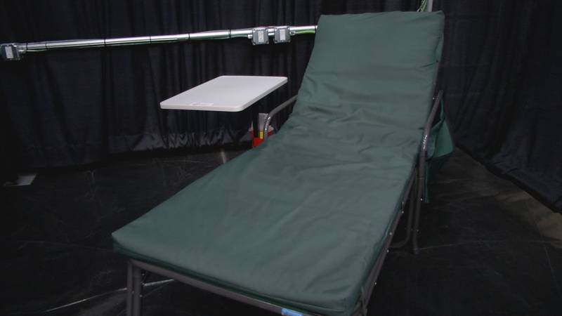 Nacogdoches Infusion Center has to make changes requested from Texas Department of State Health...