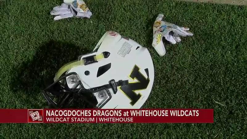 Week 5: Nacogdoches at Whitehouse