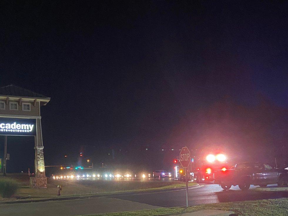 TRAFFIC ALERT: Car overturns on S. Broadway near Cumberland Road in Tyler