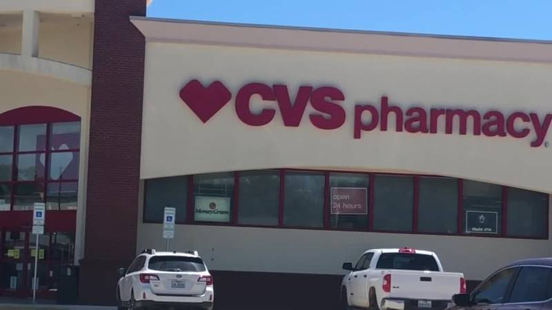 CVS Pharmacy locations, such as this one on Broadway Ave. in Tyler, now offer walk-in...