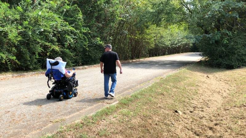 """""""I think it is very dirty and I think it is illegal,"""" Gardendale resident Barbara Horn says."""