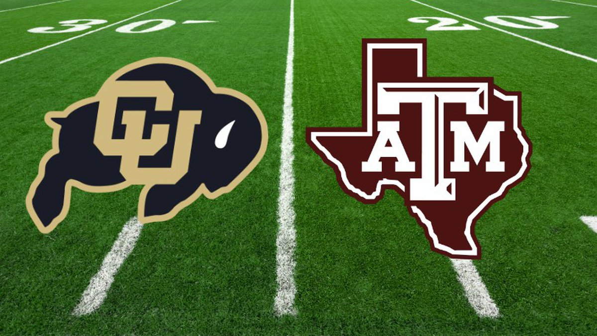 Colorado vs Texas A&M