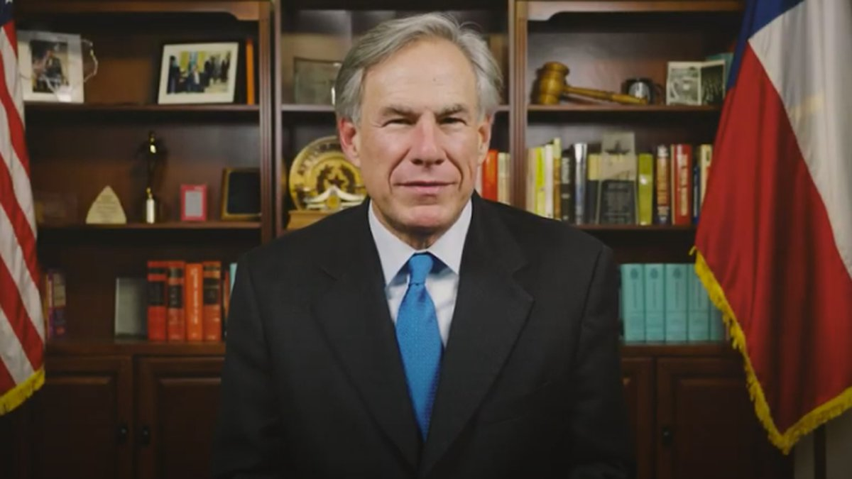 Gov. Abbott announces initial COVID-19 vaccines will be distributed week of Dec. 14