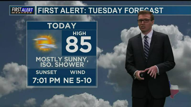 Tuesday Afternoon Weather At Your Fingertips 10-5-21