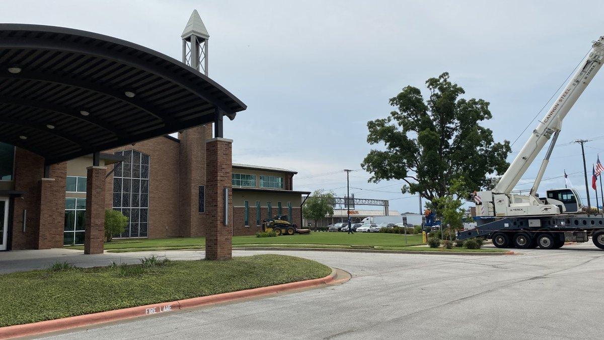 First Christian Church in Tyler.