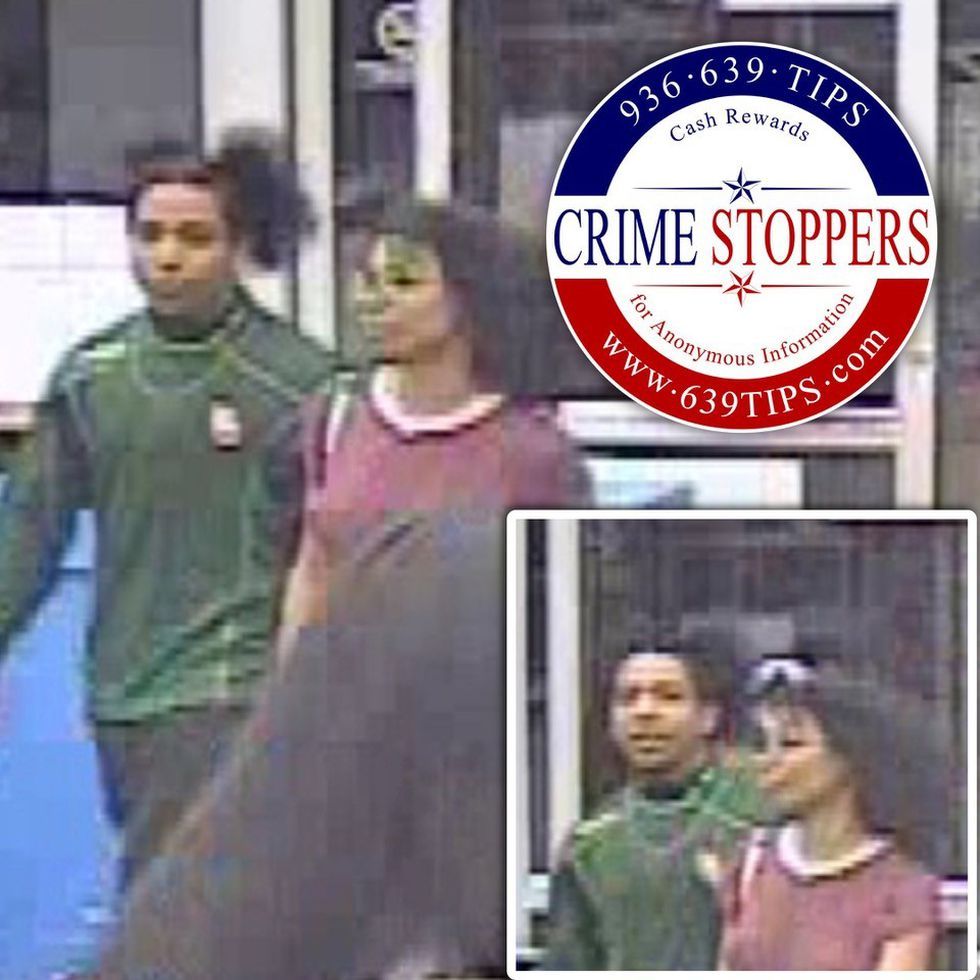 If you recognize these people from Lufkin Walmart surveillance cameras, call Lufkin police....