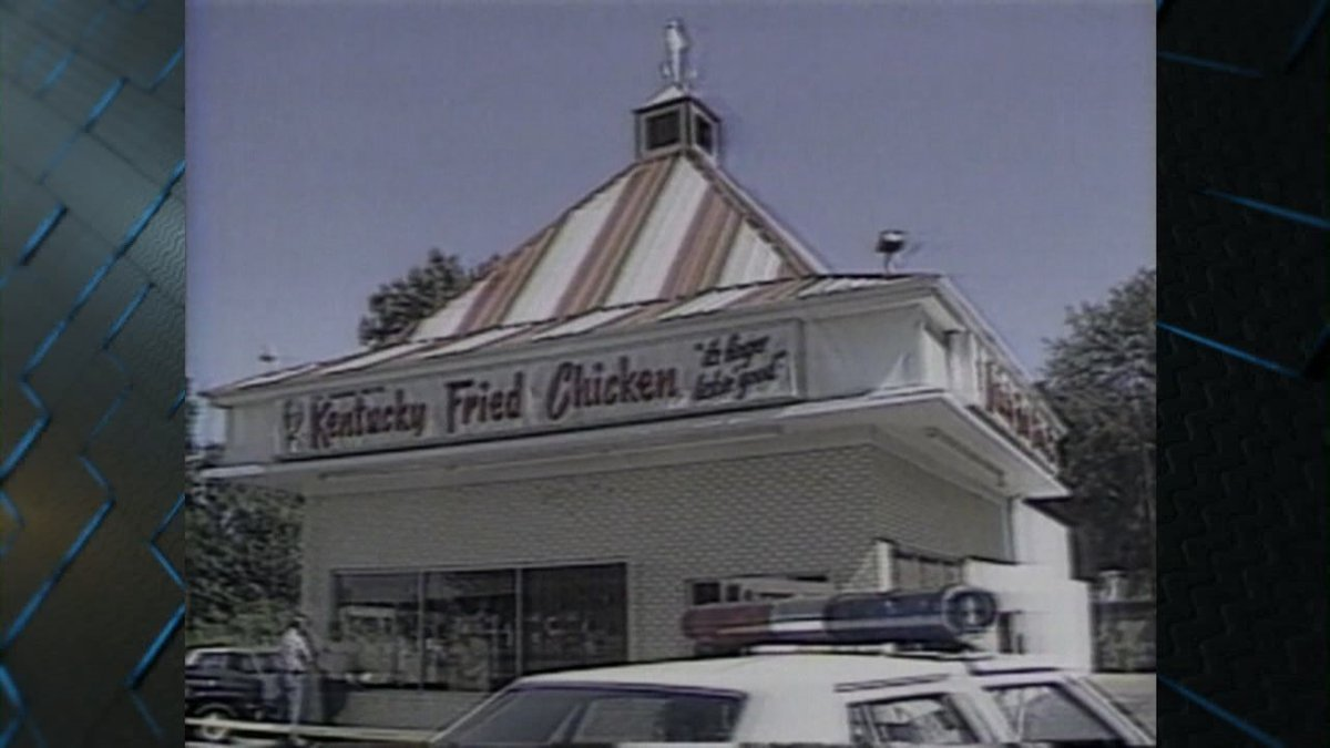 One of the killers in the infamous KFC murders is eligible for parole.