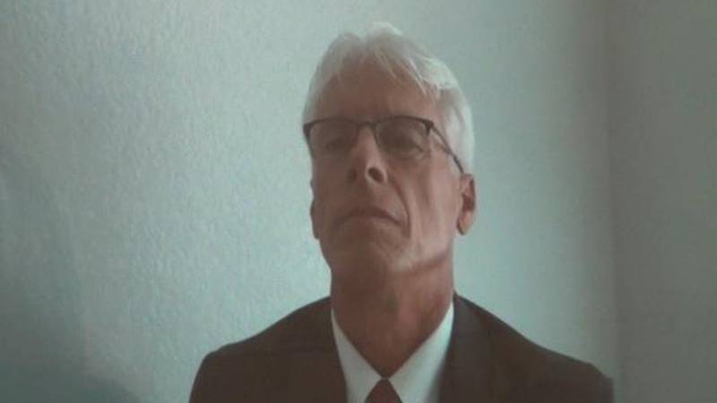 Tim Vaughn accepted a plea deal on Sept. 30, 2021.