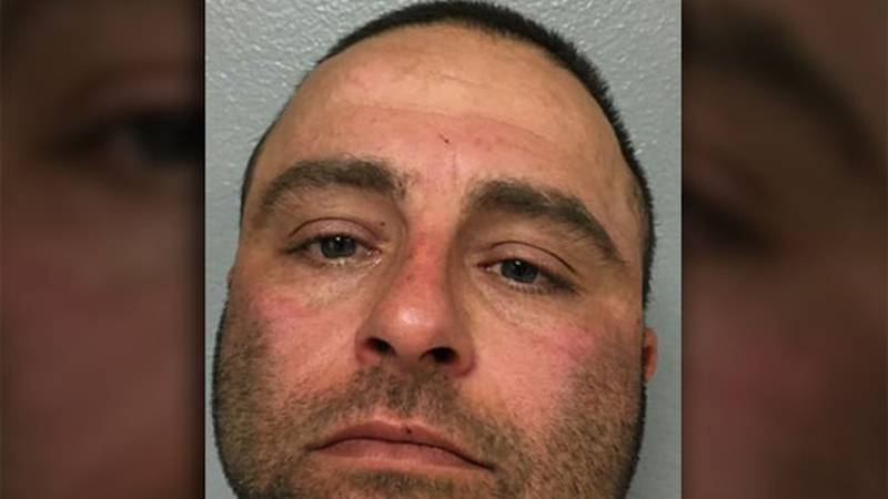 Leif Gonzales (Source: Trinity County Jail)