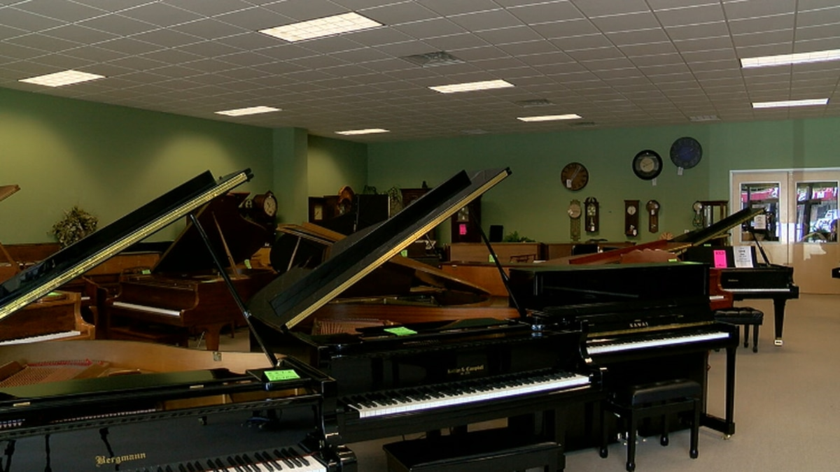 Tyler Piano Company started its business in 1940 and has been in business for 80 years.