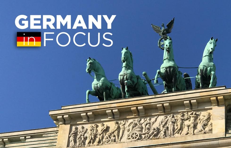 Eine neue Ära der Weltpolitik Bundeskanzlerin Angela Merkel, Europas ...