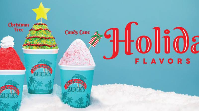 """Bahama Buck's celebrates the season of giving with """"Free Sno Day"""" in Tyler"""