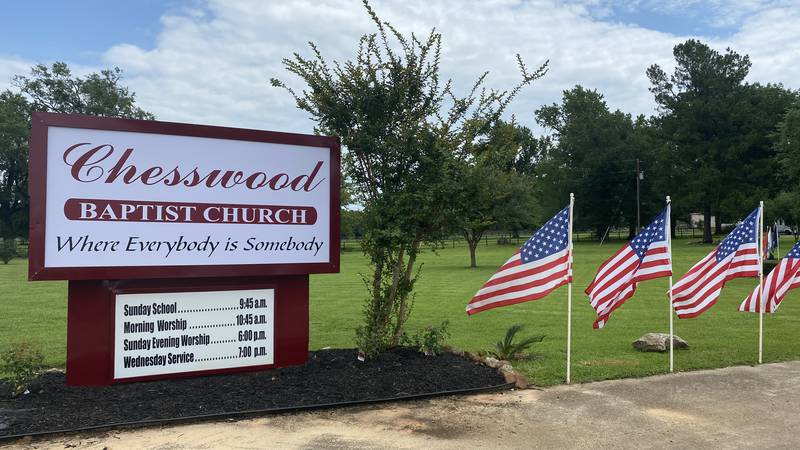 Church welcomes back members on July 4th, 2021