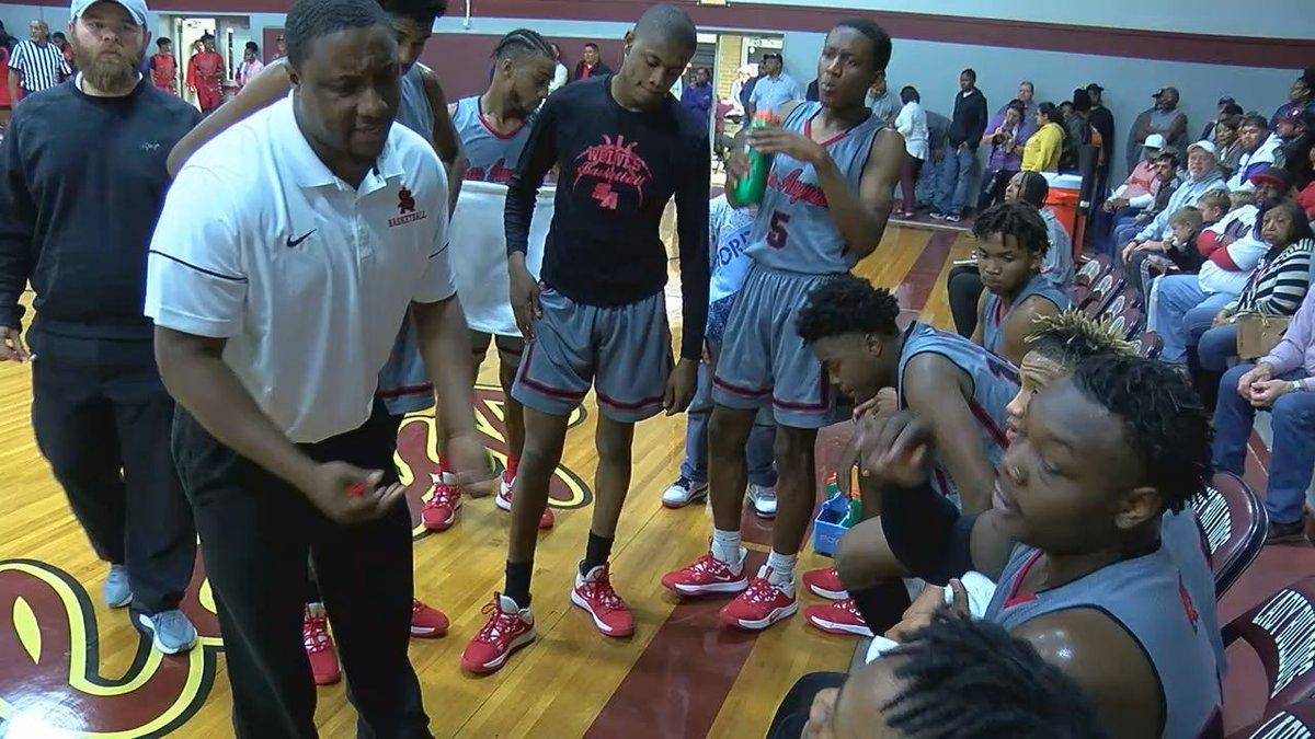 Coach Tory Barnes San Augustine