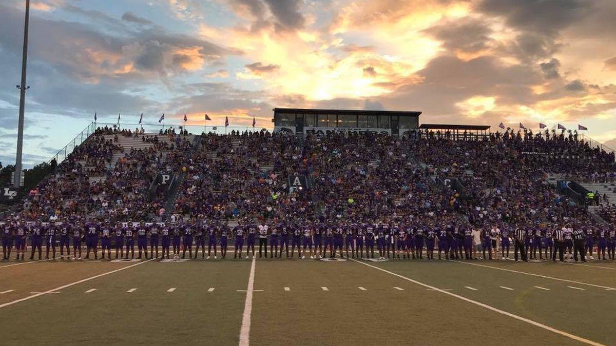 Abe Martin Stadium (Source: KTRE Sports)