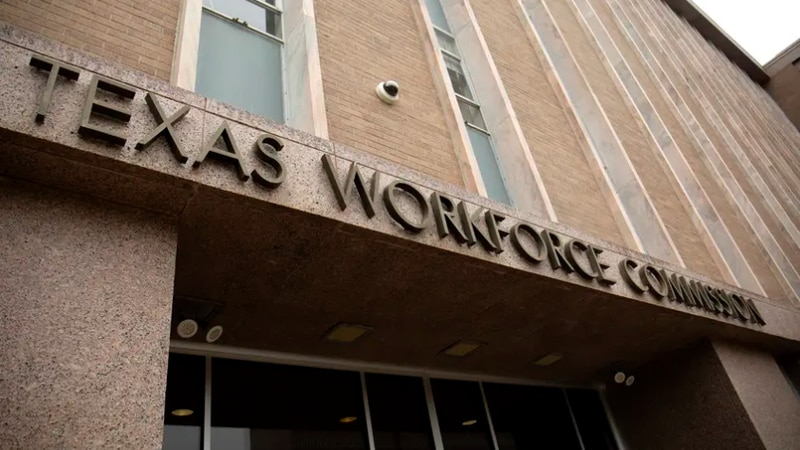 The Texas Workforce Commission plans to reinstate work search requirements once businesses open...