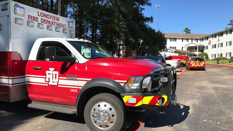 One person has been injured in a fire at a Longview retirement community. (Source: Jamey Boyum,...