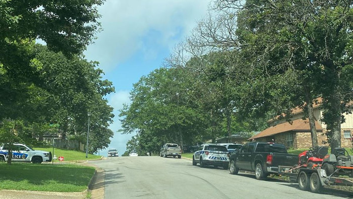 Someone fired multiple shots at a house on Aberdeen Drive in Tyler Saturday morning. (Source:...