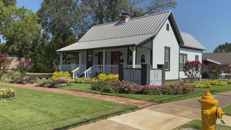 Campbell Honeymoon Home in Longview.