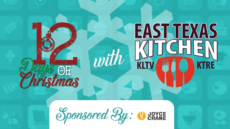 We'll be cooking live at 7 p.m. Dec. 13 to kick off our 12 Days of East Texas Kitchen! Join...
