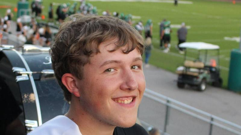 Cole Overstreet, a Livingston High School senior, died in a Friday night car crash.