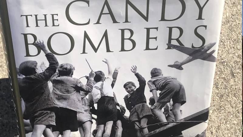 Gilmer Candy Bomber
