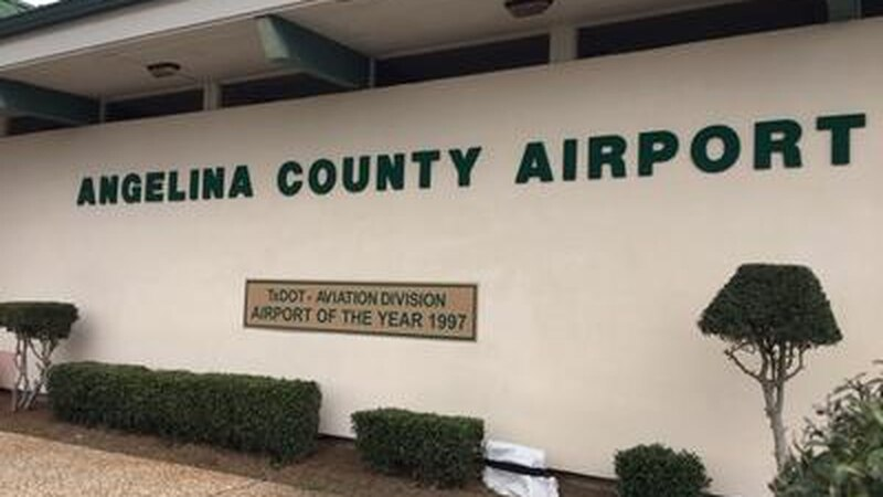 WEBXTRA: Angelina County airport sees growth detailed by economic impact study