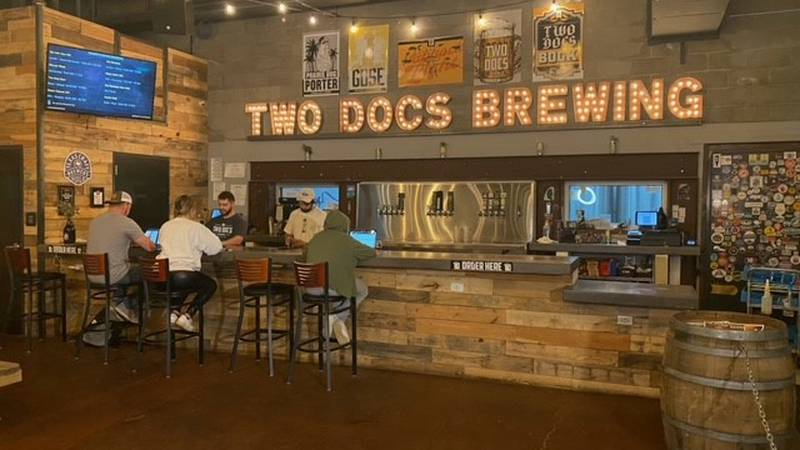Two Docs Brewing Co. is the first bar to team up with SGA and the Risk Intervention and Safety...