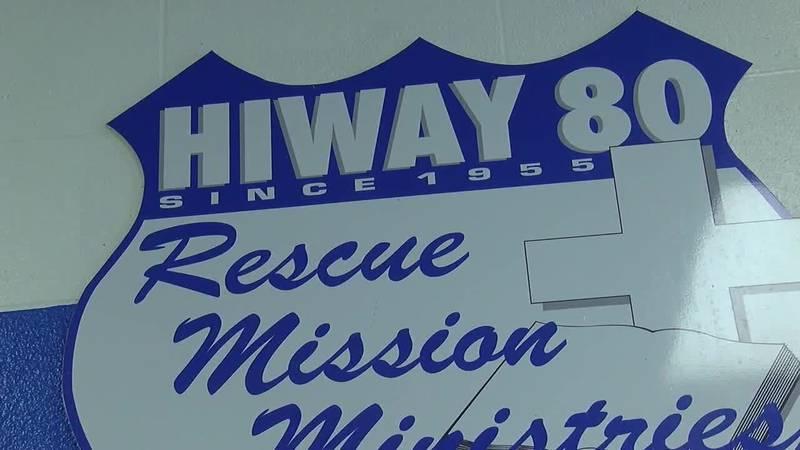 Hiway 80 Rescue Mission, cooler temperatures