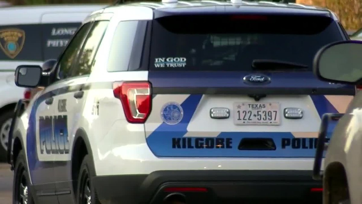 Two people are dead on Wednesday night after an incident in Kilgore.