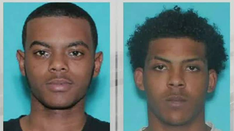 Jaderick Willis and Dycorrian Lofton are wanted in connection with the shooting death of Tylsha...