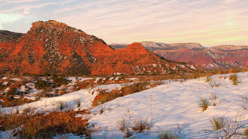 Source: tpwd.texas.gov/state-parks/caprock-canyons