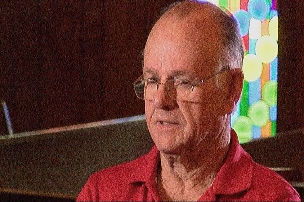 Pastor Bob Payne says the tornado has energized his congregation, giving them a renewed sense...