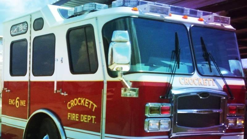 Crockett Fire Department