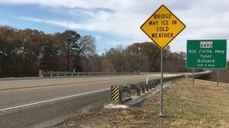 Toll 49 near Tyler