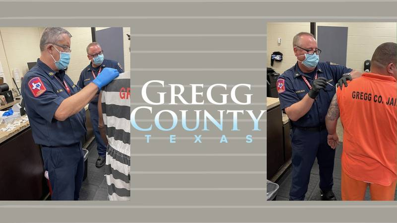 Gregg County Sheriff's Office offering inmates vaccine