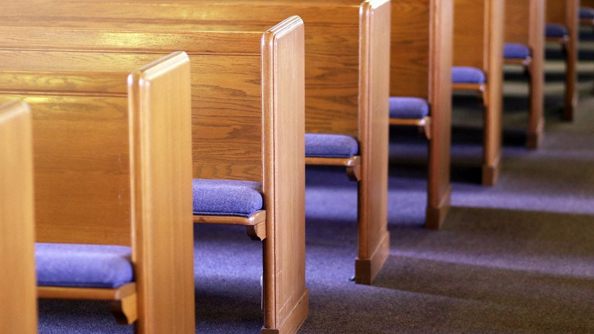 The church is empty, but that doesn't mean it's time to abandon faith.