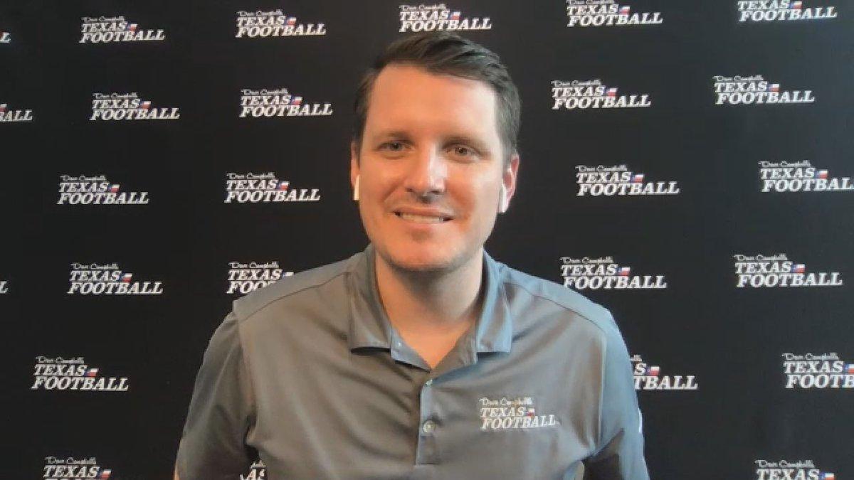 Dave Campbell's Texas Football Managing Editor Greg Tepper