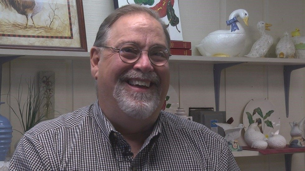 Drew Douglas, a real estate broker, also serves as president of the Athens Thrift Store....