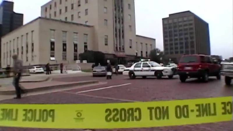 Echoes of gunshots fired 15 years ago continue to ring in downtown Tyler as county leaders work...