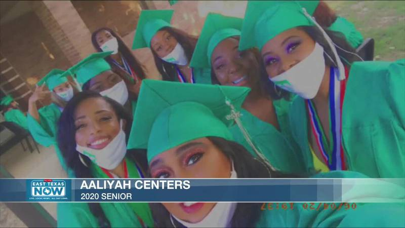 Anissa Centers brings East Texas Now some surprising interviews with seniors.